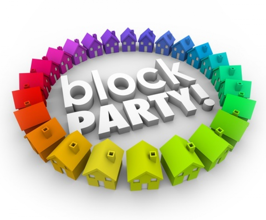 GARDENING, FUN, FRIENDS ... START A BLOCK PARTY